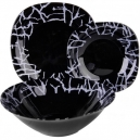 Сервиз столовый Luminarc Dripping Black 19 пр.(6 пер) g9673