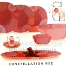 Столовый сервиз Luminarc Constellation Red 46пр. (6 пер)