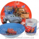 Набор для детей Luminarc Disney Cars2 3 пр (Эмираты)